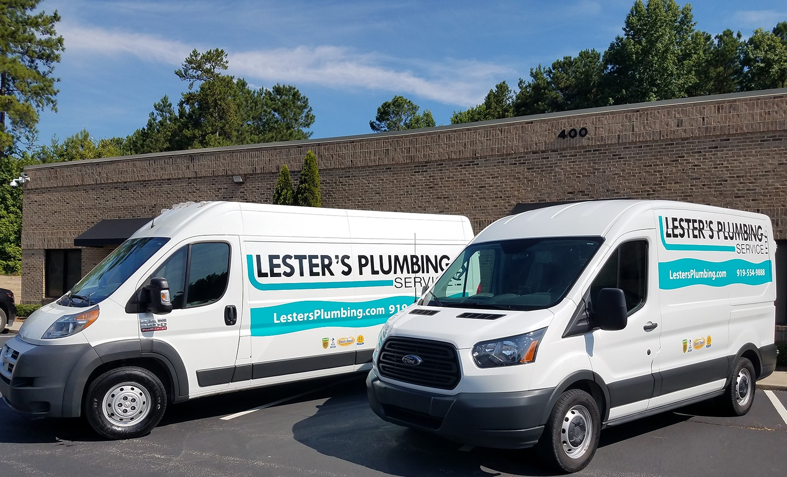 Lester's Plumbing Service - Plumbing Repair Services - Locate a Plumber Near Me - Wake Forest, Wakefield, Youngsville, North Raleigh, Rolesville, Louisburg, Franklinton, Knightdale, Zebulon, Creedmoor, and Bunn