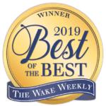 2019 Wake Forest, NC Plumber Winner - Lester's Plumbing Service